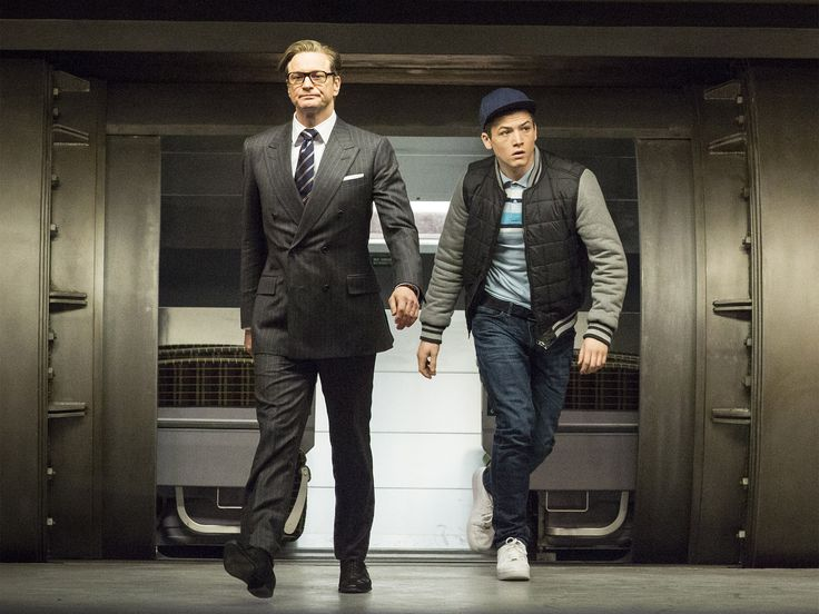 Kingsman 2 has finally been given an official title, with director Matthew Vaughn also treating fans to some cheeky plot teasers. The spy spoof follow-up will be called Kingsman: The Golden Circle and see Taron Egerton's Eggsy head state-side with Mark Strong's Merlin to work for secret US spy society Statesmen.
