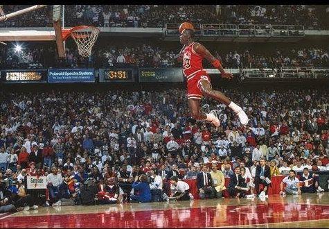 Michael Jordan : 4 Fitness Lessons