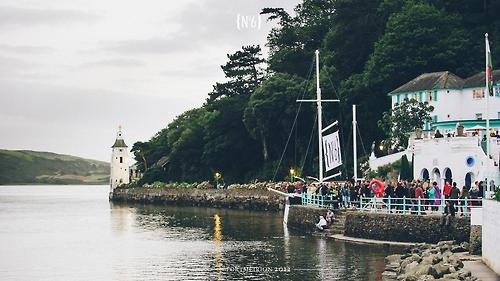 Festival No.6 2012, Port Meirion, Wales.