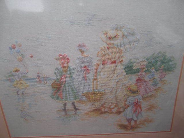 SeeSallySew.com - Day at the Beach Park Embroidery Cross Stitch Lanarte 33967 Chart Pattern Kit , $16.99 (http://stores.seesallysew.com/day-at-the-beach-park-embroidery-cross-stitch-lanarte-33967-chart-pattern-kit/)