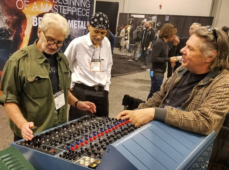 "124 Likes, 2 Comments - Tree Audio/Los Angeles (@tree_audio) on Instagram: ""NAMM: We always love when producer Jack Douglas stops by our Tree Audio booth. We're in Hall A,…"""