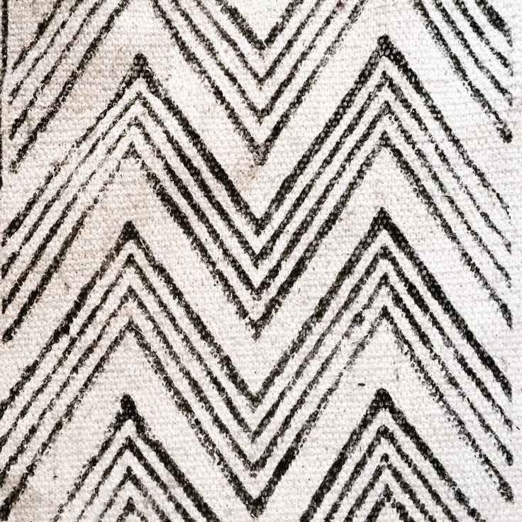 #rug #housedoctor #blackandwhite #tribe #m #zigzag #home
