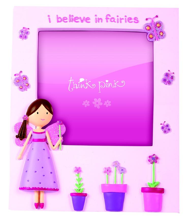 Fairy Blossom Frame