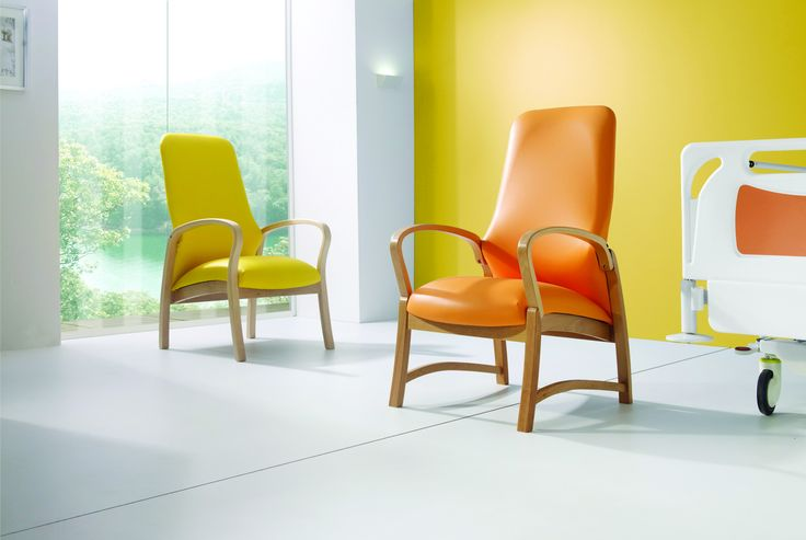 The Arran range from Knightsbridge Furniture is ideal for Healthcare environments