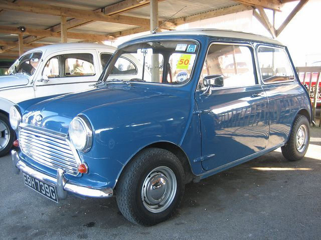 Best Mini Fantasy Images On Pinterest Car Classic Mini And