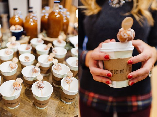 Winter Bridal Shower Ideas + DIY Personalized Mugs