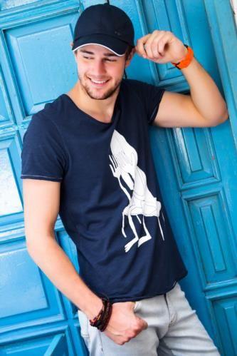 T-Shirt - Baskılı Tişört
