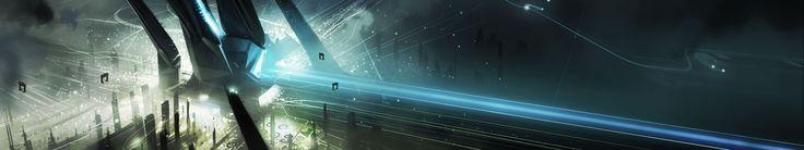 science fiction multiple display Tron: Legacy #Tron #5K #wallpaper #hdwallpaper …