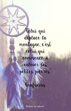 Fond d'écran // Citation Confucius