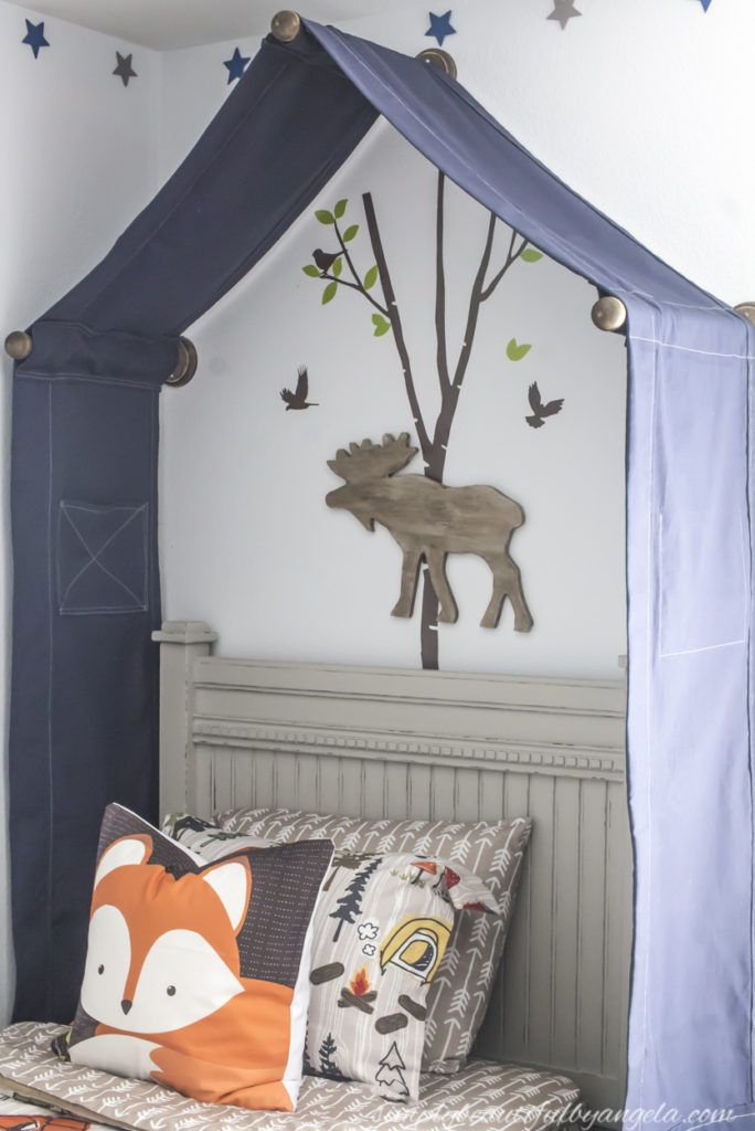 Diy Tent Canopy Kids Bed Tent Bed Tent Toddler Bed Tent