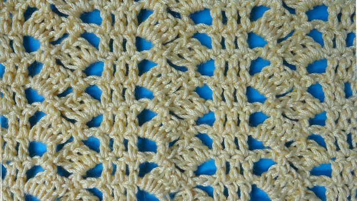 ... about videos de crochet on Pinterest   Stitches, Bebe and Crochet