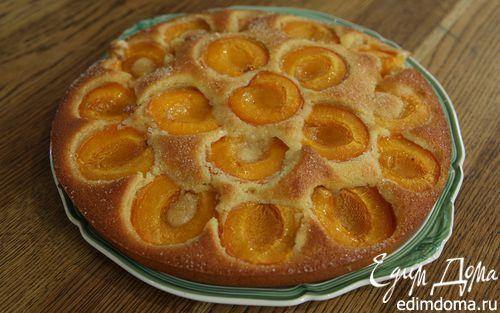 Абрикосовый пирог | Кулинарные рецепты от «Едим дома!»