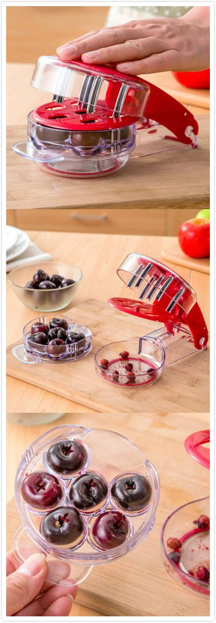 Perfect for remove the core of cherry, grape and kernel, etc.#gadgets#gearbest#