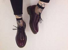 Socks in shoes