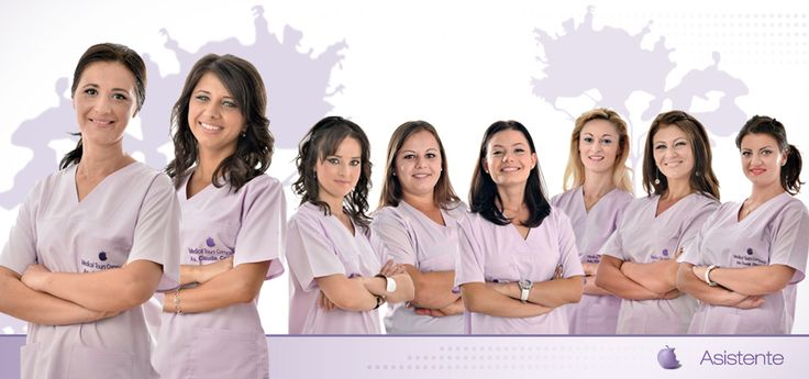 Our nurses #dentist #dental treatment