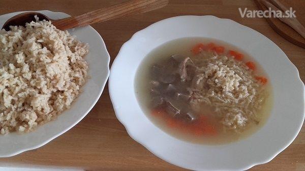 Závarka do polievky (fotorecept)