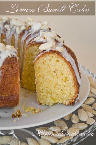 Lemon Bundt Cake {Ciambella al limone}