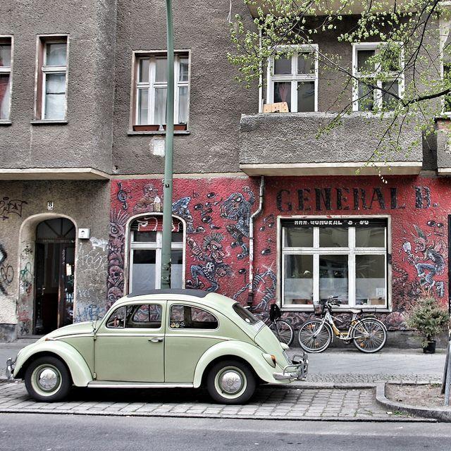 Berlin, Friedrichshain