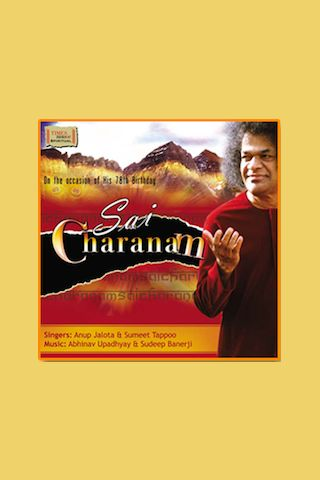 #SaiCharanam #iPhoneApp #iPadApp brings together Album of Sai Charanam. Blessed by #BhagwanSriSathyaSaiBaba and trained by #Bhajan Samrat Shri #AnupJalota #SumeetTappoo makes his presence felt vividly in the #bhajans in this CD. Sumeet's devotion and his dedication to #music are not only obvious but form the basis of his life, his purpose. This CD is dedicated to his first and foremost Guru, Bhagwan Sri Sathya #SaiBaba.