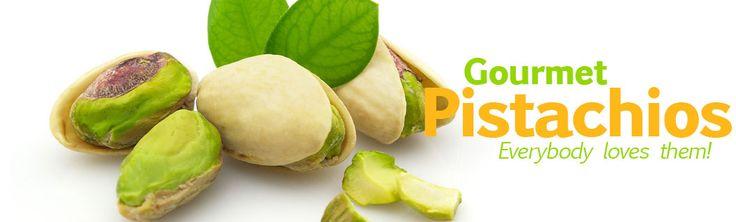 Buy Pistachios Online – Delicious Gourmet California Pistachio Nuts