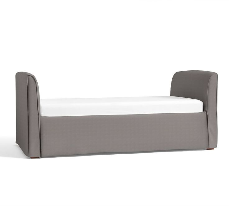 Lewis Slipcovered Daybed Daybed Daybed With Trundle