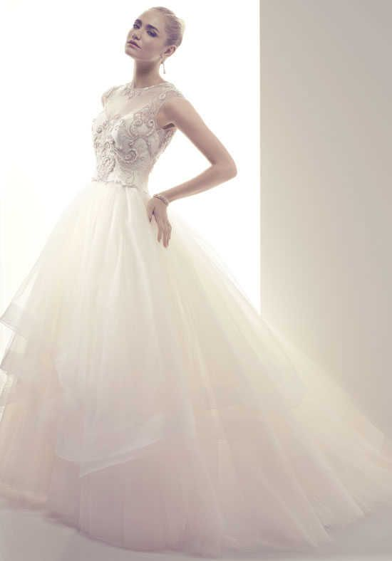 Amaré Couture by Crystal Richard B075 Ball Gown Wedding Dress