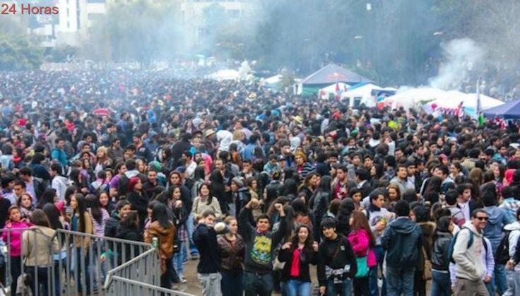 """UdeC pide resguardo de Fuerzas Especiales ante llamado a """"jolgorio"""" no autorizado"""