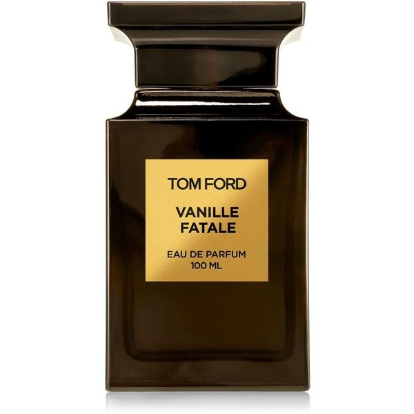 TOM FORD Vanille Fatale (Eau de Parfum) ($220) ❤ liked on Polyvore featuring beauty products, fragrance, tom ford perfume, tom ford, edp perfume, eau de parfum perfume and tom ford fragrance
