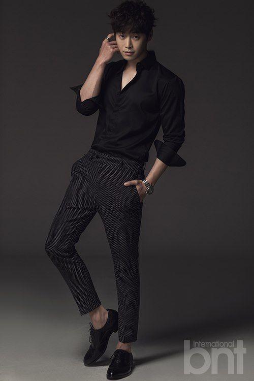Kim Jae Won - bnt International August 2014