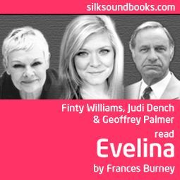 One of the most popular audiobooks at silksoundbooks. £7.95 and narrated by Finty Williams, Judi Dench AND Geoffrey Palmer. What a line up!