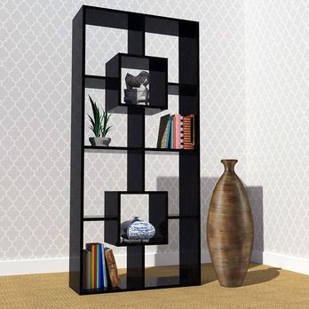 Asian Inspired Bookcase Woodworking Plan by Sawtooth Ideas