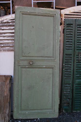 Porte ancienne en chene 18 eme decaper for Decaper fenetre bois