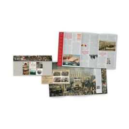 Large image of the First World War - 1916 Presentation Pack