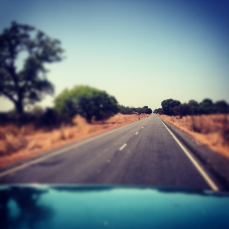 Road Trip in The Gambia, Africa