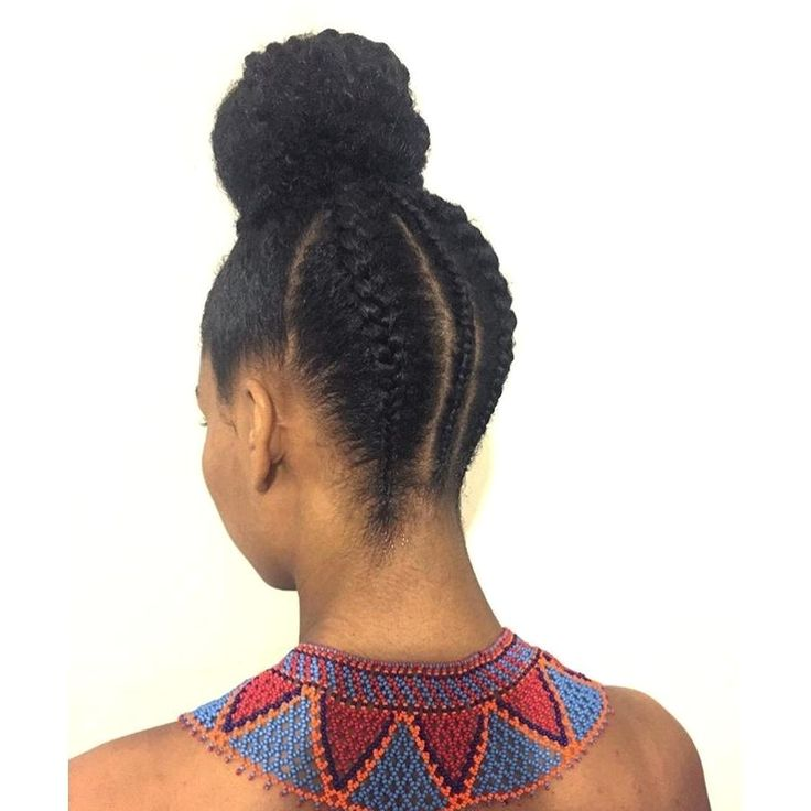 Black is beautiful @tanisha #CurlyTreats