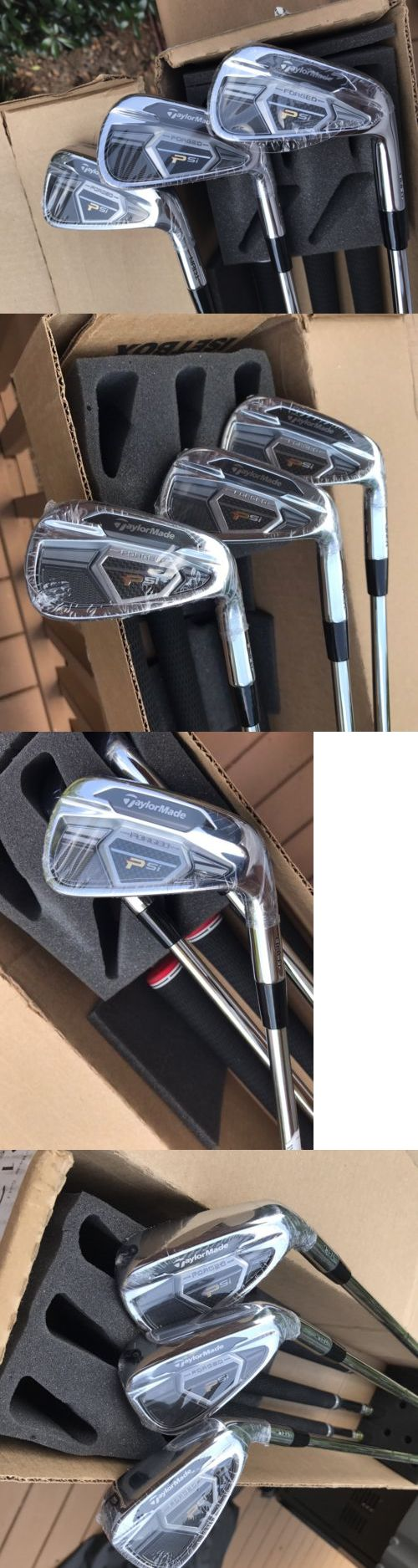 Golf Clubs 115280: Taylormade Rh Golf Clubs Psi Tour Iron Set (5-Pw), Dynamic Gold X-100 New -> BUY IT NOW ONLY: $490 on eBay!