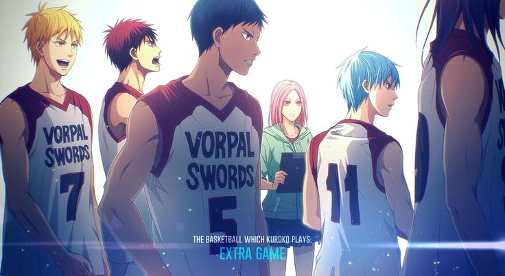 RPG PRIVÉ | Kuroko no Basket Extra Game