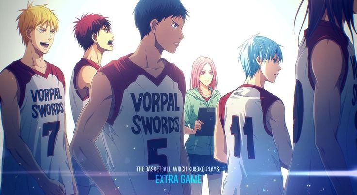 RPG PRIVÉ | Kuroko no Basket Extra Game