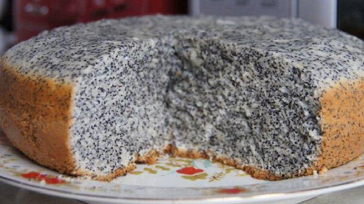 Пирог маковник. Лучшие рецепты для вас на сайте «Люблю готовить»