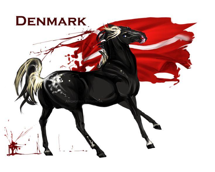 Horse Hetalia: Denmark by Moon-illusion on deviantART
