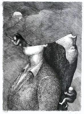 Roland Topor - illustration