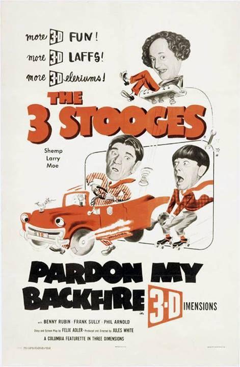 3-D Stooges