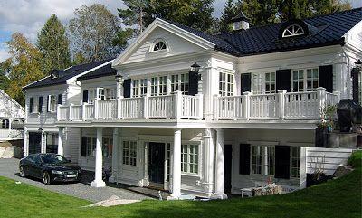 Henrik och Malins husprojekt - New England - från ett tomt papper till färdigt hus: juli 2011