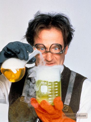 Flubber - Promo shot of Robin Williams