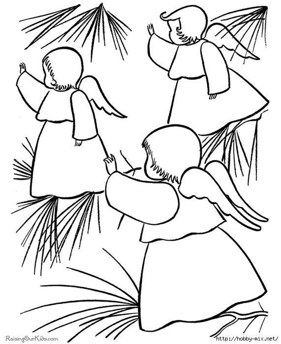 Дню рождения, рождественские картинки для детей рисунки раскраски