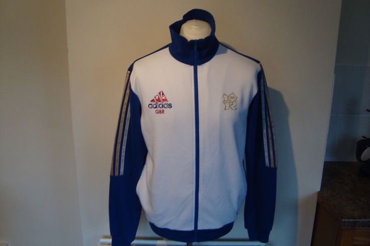 #Adidas team gb gbr great britain #london 2012 olympics #tracksuit top jacket m m,  View more on the LINK: 	http://www.zeppy.io/product/gb/2/272382885377/