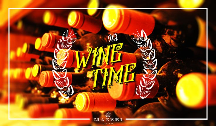 "It's Wine Time - ""A meal without wine is like a day without sunshine"". @marchesimazzei  #marchesimazzei #fonterutoli  #wine #tuscany #winestyle #winetasting #winelovers"