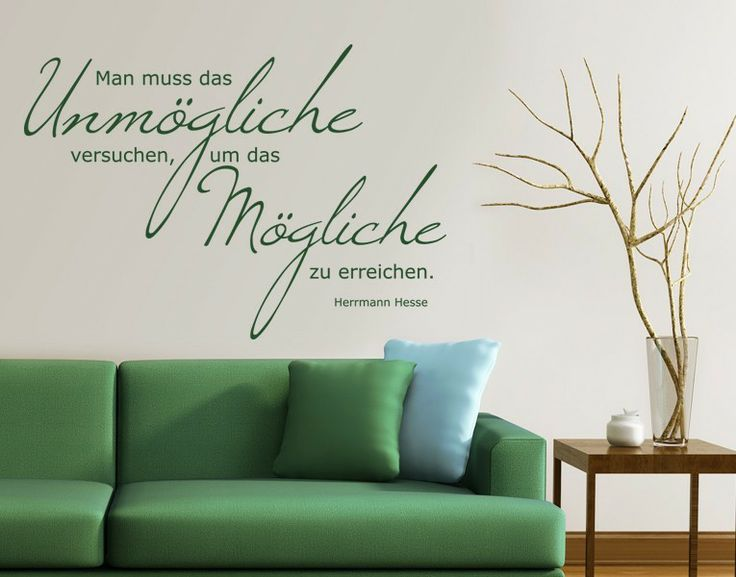 26 best Wandtattoo images on Pinterest Proverbs quotes, Sayings - wandtattoo schlafzimmer sprüche
