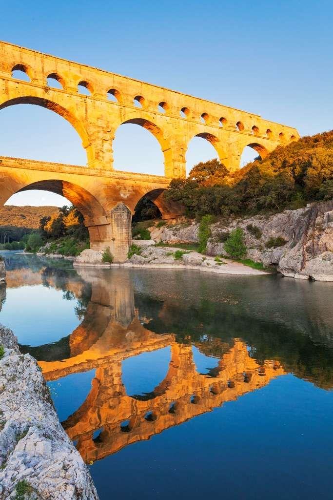 Pont du gard © Aurélio Rodriguez