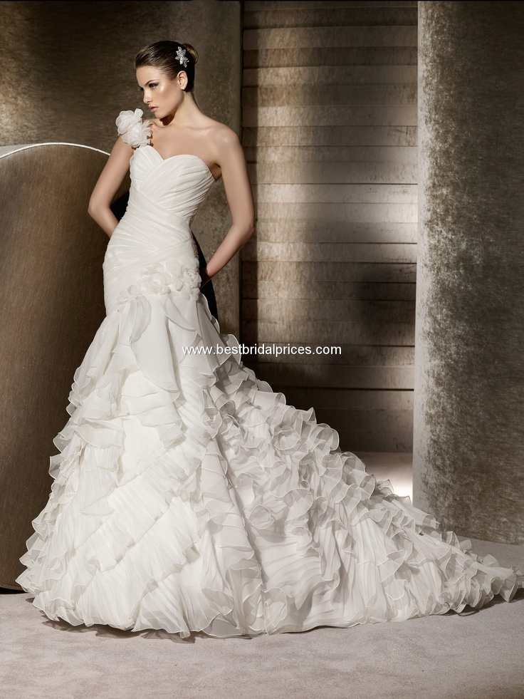 (My wedding dress) San Patrick Wedding Dresses - Style Remi